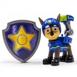 SPIN MASTER - 8609 - Psi Patrol - Paw Patrol - Figurka Akcji z Odznaką - SPY CHASE