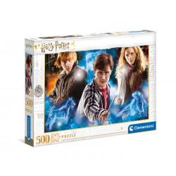 CLEMENTONI Układanka Puzzle 500 Elementów High Quality Collection HARRY POTTER 35082