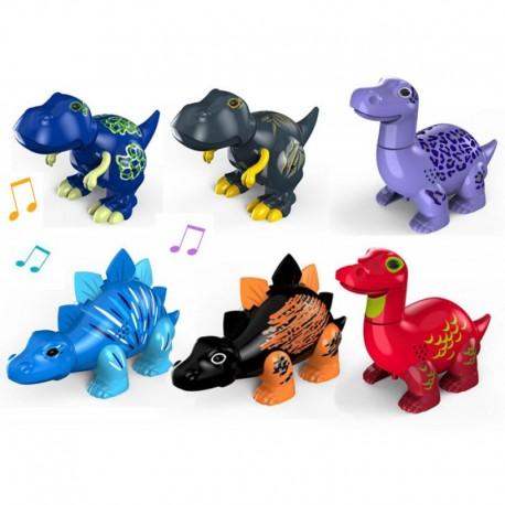 Silverlit - 88281 - DigiFriends - DigiDinos - Śpiewające Dinozaury