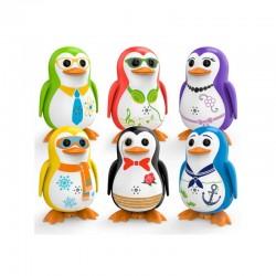 Silverlit - 88333 - DigiBirds - DigiPenguins - Śpiewające Ptaszki - Pingwiny