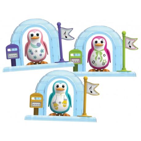 Silverlit - 88343 - DigiBirds - DigiPenguins - Śpiewające Ptaszki - Pingwiny w Igloo