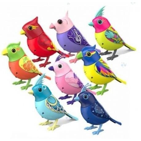 Silverlit - 88286 - DigiBirds - Śpiewające Ptaszki - Kolekcja Natury 3