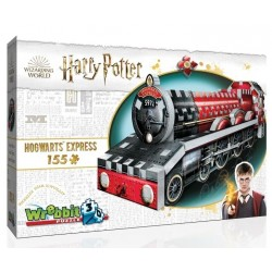 WREBBIT Puzzle 3D Harry Potter HOGWARTS EXPRESS 00201