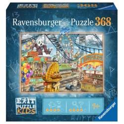 RAVENSBURGER Exit Puzzle Kids 368 Elementów PARK ROZRYWKI 129263