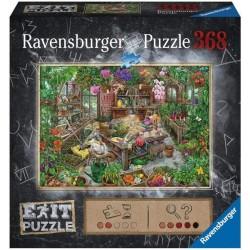 RAVENSBURGER Exit Puzzle 368 Elementów W SZKLARNI 164837