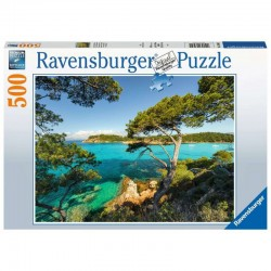 RAVENSBURGER Układanka Puzzle 500 Elementów KRAJOBRAZ 165834