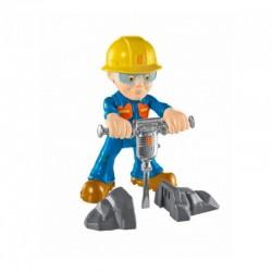 Fisher-Price - DMM48 - DHB05 - Bob Budowniczy - Figurka z Akcesoriami - Bob Kamieniarz