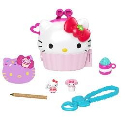 Mattel HELLO KITTY Mini Przygoda Zestaw do Zabawy BABECZKA GBV30