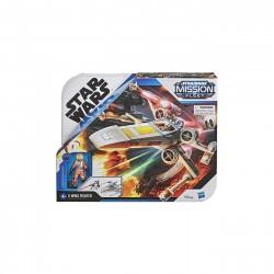 Hasbro Star Wars Mission Fleet POŚCIG KOSMICZNY LUKE E9597