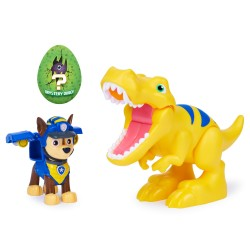SPIN MASTER Psi Patrol Dino Rescue FIGURKA CHASE + TYRANNOSAURUS REX 6399