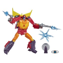 Hasbro TRANSFORMERS Transformers The Movie FIGURKA TRANSFORMUJĄCA HOT ROD F0712