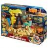 Fisher-Price - DMM55 - Bob Budowniczy - Plac Budowy z Piaskiem Kinetycznym