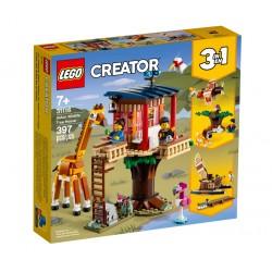 LEGO CREATOR 31116 Domek na Drzewie Safari