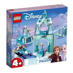 LEGO DISNEY 43194 Frozen Kraina Lodu Lodowa Kraina Czarów Anny i Elsy