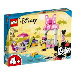LEGO DISNEY 10773 Sklep z Lodami Myszki Minnie