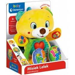 Clementoni Baby INTERAKTYWNY PLUSZAK MISIEK LELEK 50704