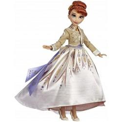 Hasbro Kraina Lodu Frozen II LALKA ANNA W SUKNI DELUXE E6845