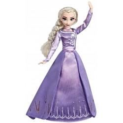 Hasbro Kraina Lodu Frozen II LALKA ELSA W SUKNI DELUXE E6844