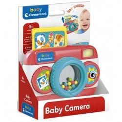 CLEMENTONI BABY Baby Camera Aparat dla Maluszka 17472