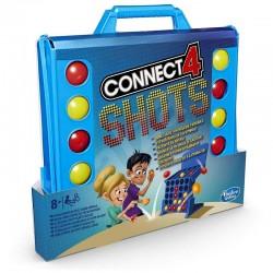 HASBRO Gra Towarzyska Connect 4 Shots E3578