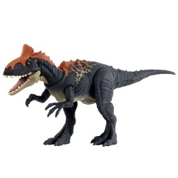 Mattel JURASSIC WORLD Primal Attack Figurka Dinozaura CRYOLOPHOSAURUS Z DŹWIĘKIEM HCL80