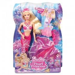 Mattel - BDB45 - Lalka - Barbie - Perłowa Księżniczka