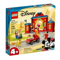 LEGO DISNEY 10776 Remiza i Wóz Myszki Miki