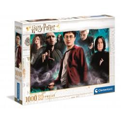 CLEMENTONI Puzzle 1000 Elementów High Quality Collection HARRY POTTER 39586