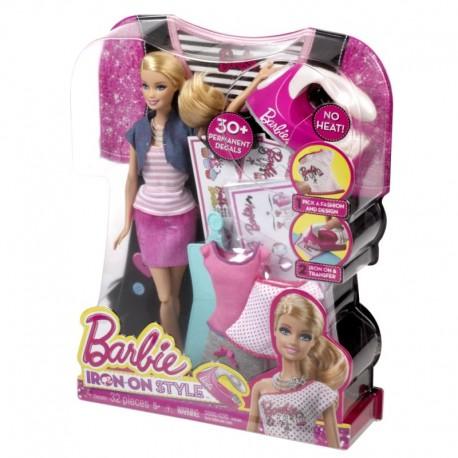 Mattel - BDB32 - Lalka - Barbie - Projektantka Koszul