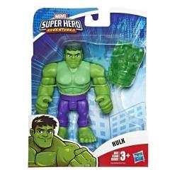 Hasbro Marvel Super Hero Adventures FIGURKA HULK E6258