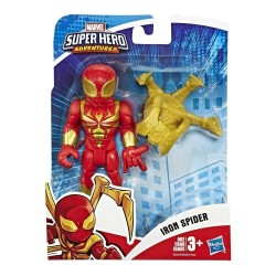 Hasbro Marvel Super Hero Adventures FIGURKA IRON SPIDER E6259