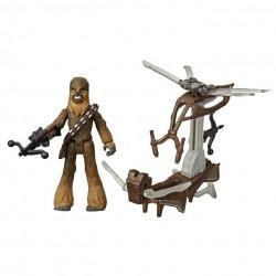 Hasbro Star Wars Mission Fleet FIGURKA CHEWBACCA + AKCESORIA E9601