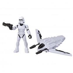 Hasbro Star Wars Mission Fleet FIGURKA CLONE TROOPER + AKCESORIA E9602