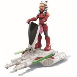 Hasbro Star Wars Mission Fleet FIGURKA AHSOKA TANO + AKCESORIA E9599