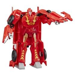 Hasbro Transformers Cyberverse Battle For Cybertron TRANSFORMUJĄCA FIGURKA HOT ROD E7107