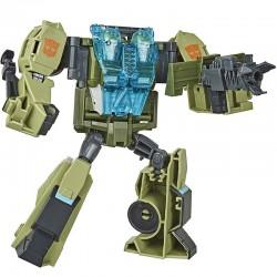 Hasbro Transformers Cyberverse Battle For Cybertron TRANSFORMUJĄCA FIGURKA RACK N RUIN E7109