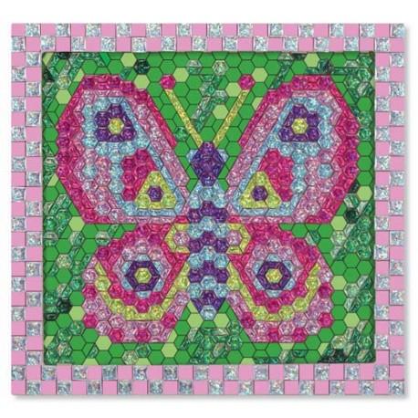 Melissa & Doug - 14293 - Mozaika do Wyklejania - Motyl