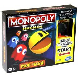 HASBRO Gra Monopoly Arcade Pac-Man E7030