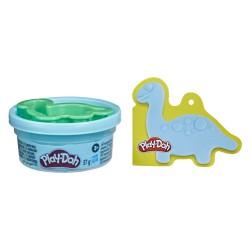 Play-Doh CIASTOLINA Kieszonkowe Kreacje Pojedyncza Tuba + Foremka DINOZAUR F1806