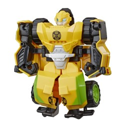 Hasbro TRANSFORMERS Rescue Bots Academy TRANSFORMUJĄCA FIGURKA BUMBLEBEE E5691