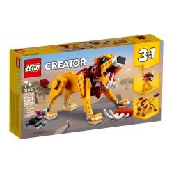 LEGO CREATOR 31112 Dziki Lew