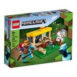 LEGO MINECRAFT 21171 Stajnia