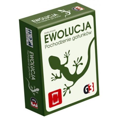 G3 Gra Ewolucja - Pochodzenie gatunków NOWOŚĆ!