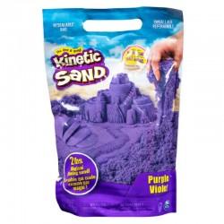 SPIN MASTER Kinetic Sand Fioletowy Piasek Kinetyczny 907 g 6426