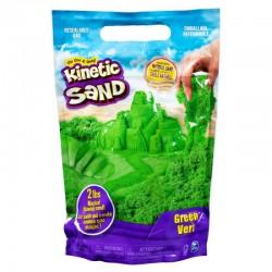 SPIN MASTER Kinetic Sand Zielony Piasek Kinetyczny 907 g 7735