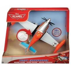 Mattel - Y5601 - Planes - Samoloty - Disney- Dusty Deluxe z Dźwiękami