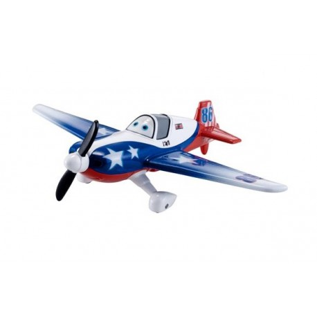 Mattel - X9459 - Planes - Samoloty - Disney - Figurka 86LJH Special