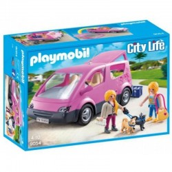 PLAYMOBIL 9054 CITY LIFE Miejski Van