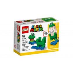 LEGO SUPER MARIO 71392 Mario Żaba Dodatek Ulepszenie