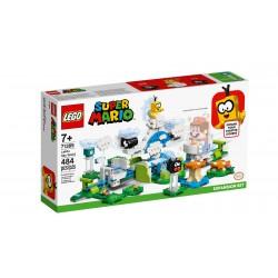 LEGO SUPER MARIO 71389 Podniebny Świat Lakitu - Zestaw Uzupełniający